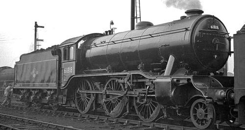 5-inch gauge GNR H4 & LNER K3 2-6-0
