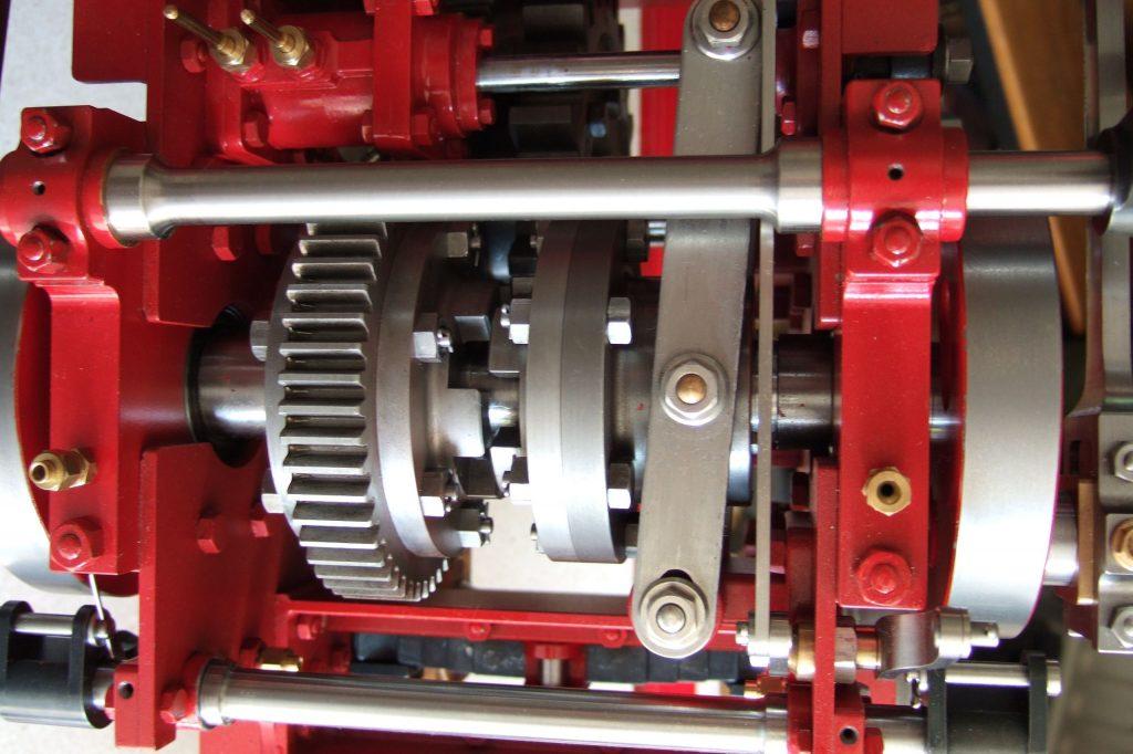 7 1/4-inch gauge ORENSTEIN & KOPPEL rack 0-4-0 and 0-6-0 adhesion variant.