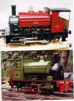 jessie models red 1999 Alf Case Burwash Weld.    Green No2  1977.JPG