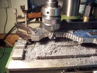 15 - Machining the frame edge.jpg